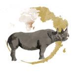 Calendario Imperator 2018  - Rinoceronte nero