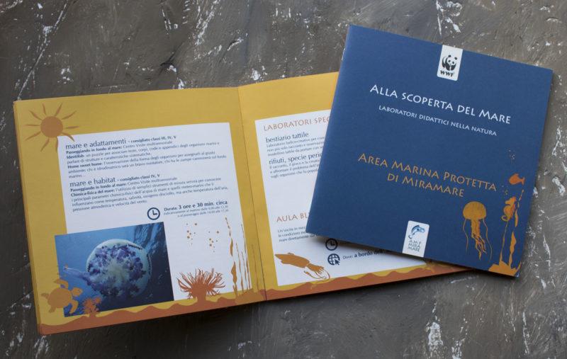 WWF Oasi - Depliant Miramare