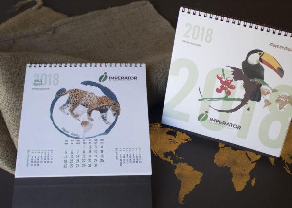 Imperator Calendario-2018