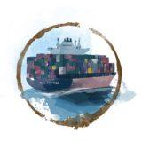 Imperator-Trasporto marittimo-Il viaggio del caffè_Calendario 2016