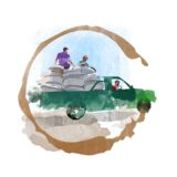 Imperator-trasporto-Il viaggio del caffè-Calendario 2016