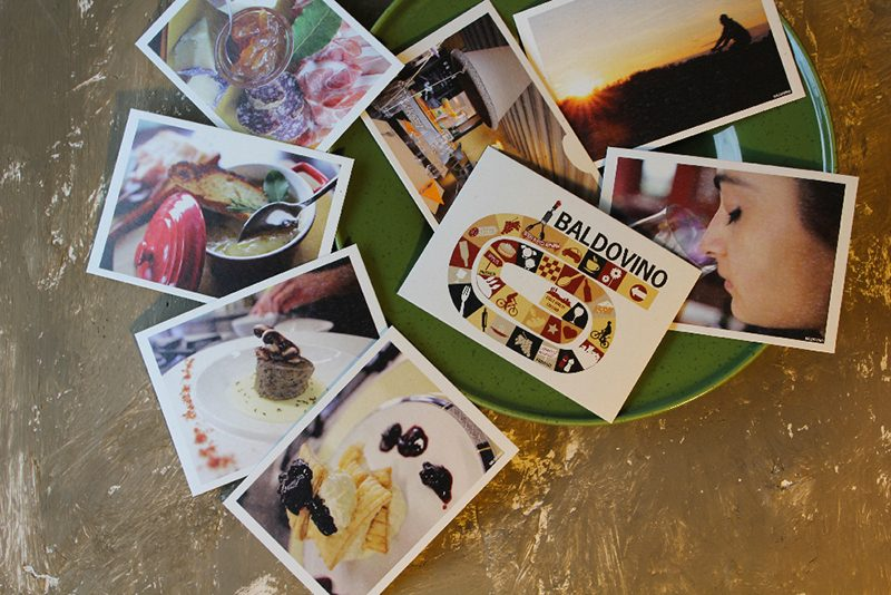 Baldovino Antica Osteria – Cartoline