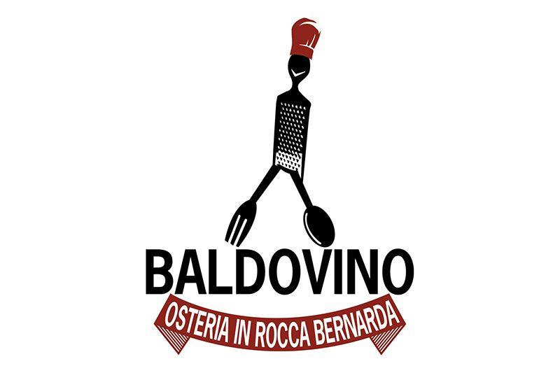Baldovino Antica Osteria – Restyling del logo
