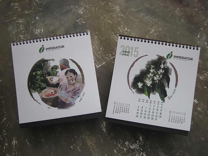 Imperator calendario 2015