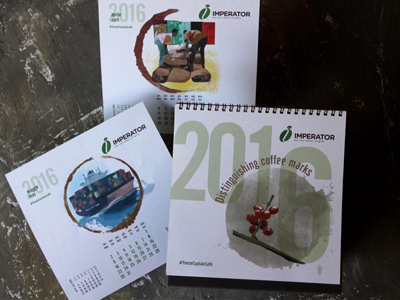 Imperator calendario 2016