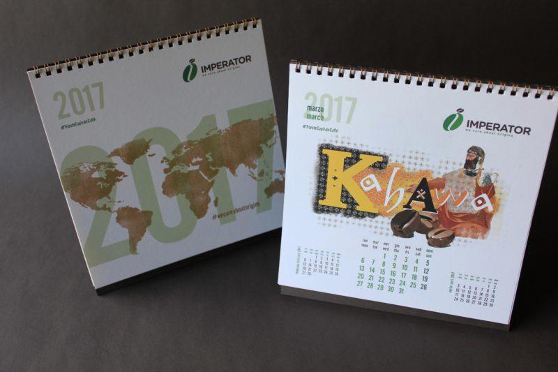 Imperator calendario 2017